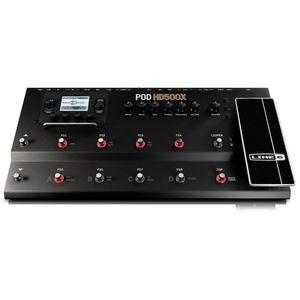 Pedaleira-Line6-POD-HD-500-X