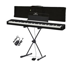 KIT-PIANO-CASIO-CDP-S100-COM-BAG-ESTANTE-PEDAL-E-FONTE