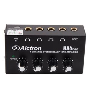 alctron-amplificador-de-fone-de-ouvido-ha4-plus-frontal