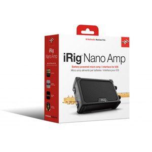 MICRO-AMPLIFICADOR-IRIG-NANO-AMP-BLACK