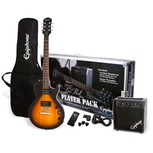 PLAYER-PACK-EPIPHONE-LES-PAUL-SPECIAL-VINTAGE-SUNBURST