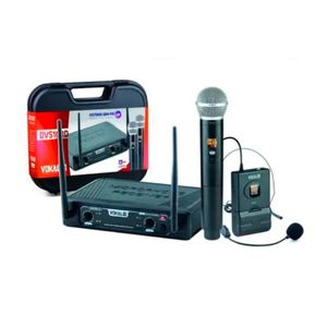 Microfone-Sem-Fio-Vokal-Dvs-100-Dmh-Duplo-Mao-Headset