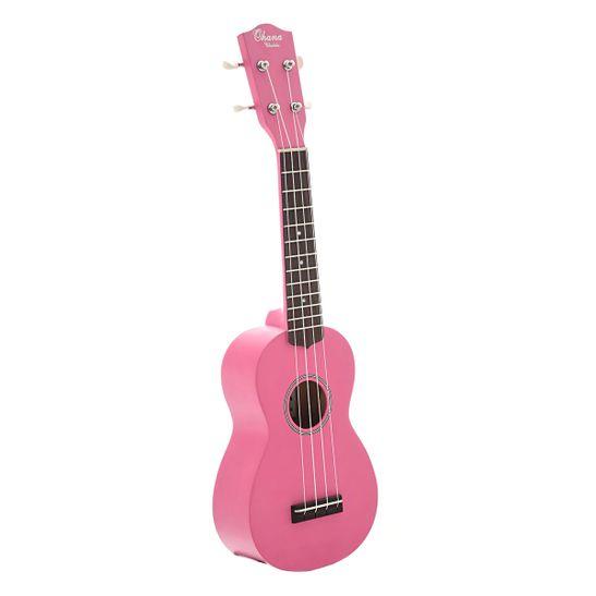 Ukulele-Ohana-SK-10-Soprano-Rosa-of