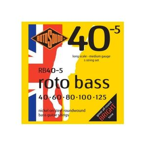ROTOSOUND-RB40-5
