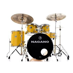 BATERIA-NAGANO-GARAGE-ROCK-22-YELLOW-RACING