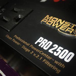 FILTRO-LINHA-MONSTER-CABLE-POWER-PRO-2500-USADO-OFF
