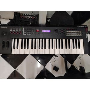 Teclado-Sintetizador-Yamaha-MX49-Usado-OFF