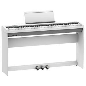 PIANO-DIGITAL-ROLAND-FP-30X-WH-BRANCO-88-COM-ESTANTE-E-PEDAL--9