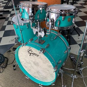BATERIA-GRETSCH-BROADKASTER-MAPLE-SHELL-PACK-3-MADE-IN-USA-SHOWROOM-5