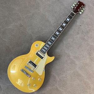 GUITARRA-MICHAEL-LES-PAUL-GM750-GOLD-TOP-USADO-OFF