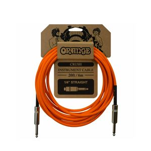 CABO-ORANGE-CA036-CRUSH-CABLE-650M-20FT-STRAIGHT-TO-STRAIGHT