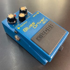 PEDAL-BOSS-BLUES-DRIVER-BD-2-USADO-OF